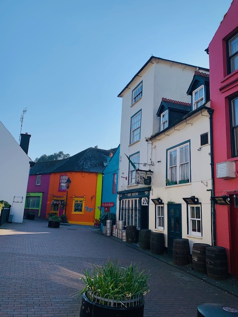 Around the World yet limited to Two Kilometres - My Kinsale