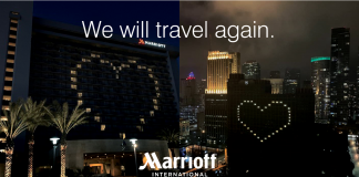 Mariott Hotel we will travel again